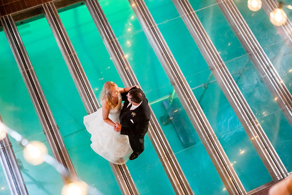 plexiglass dance floor A Rustic Destination Wedding in Nashville, TN
