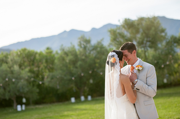 spanish destination wedding A Colorful Destination Wedding in Malaga, Spain