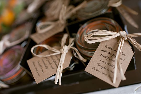spanish wedding favors A Colorful Destination Wedding in Malaga, Spain