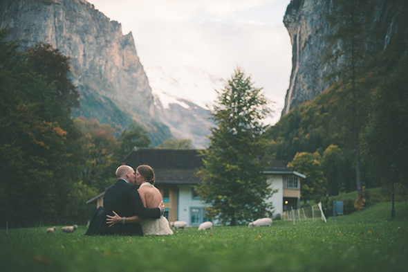switzerland elopement A Swiss Elopement