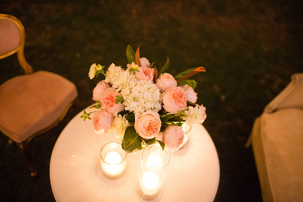 vintage wedding flowers A Modern Rosemary Beach, Florida Destination Wedding