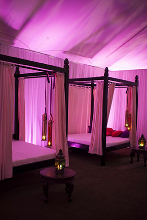 wedding lounges Tented Destination I Do in Florida