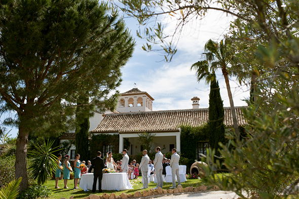weddings in spain A Colorful Destination Wedding in Malaga, Spain