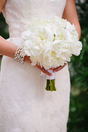 white bridal bouqet A Modern Rosemary Beach, Florida Destination Wedding