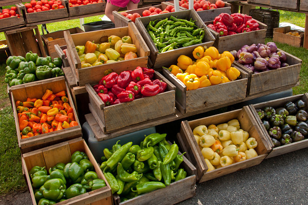 Peppers-at-Farmers-Market