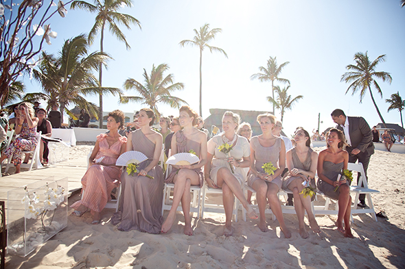 beach weddings A Beach Wedding in Punta Cana, Dominican Republic