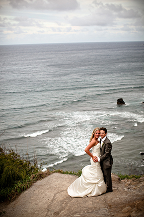 beach weddings3 A Sweet Destination Wedding in Maui, Hawaii