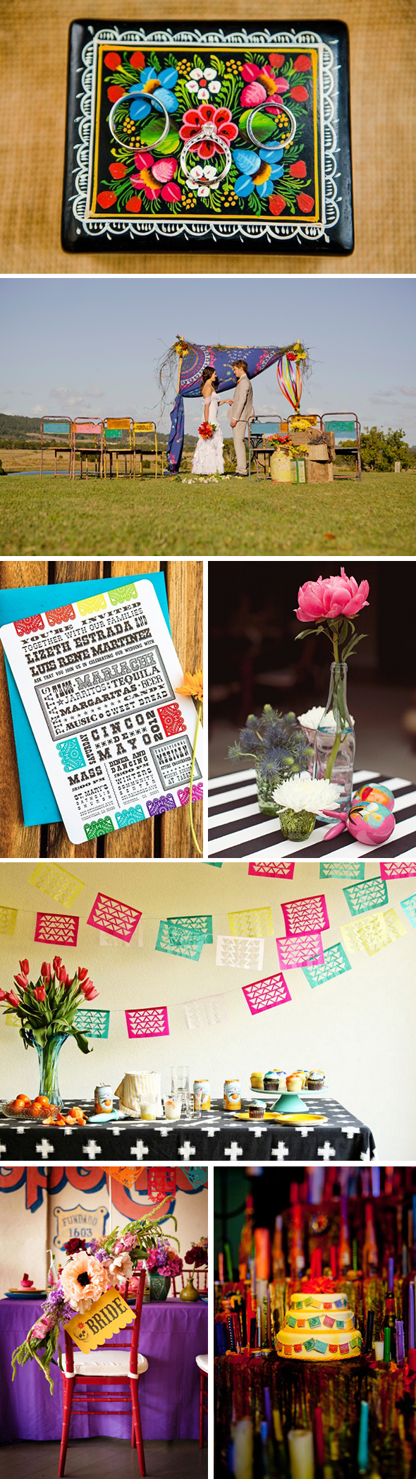 cinco de mayo weddings Cinco De Mayo Inspired Weddings