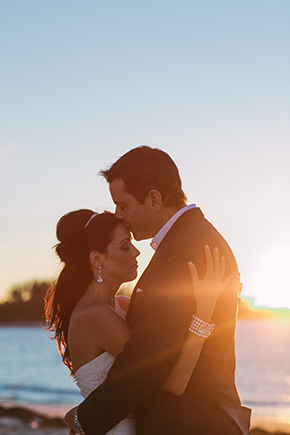 destination wedding photography1 A Brightly Colored Beach Wedding in the Bahamas