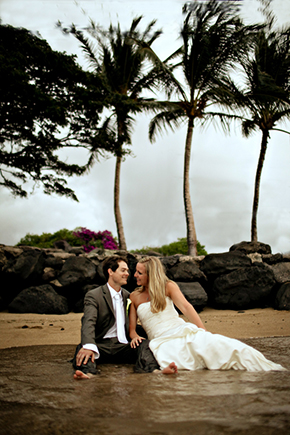 hawaii destination wedding ideas A Sweet Destination Wedding in Maui, Hawaii