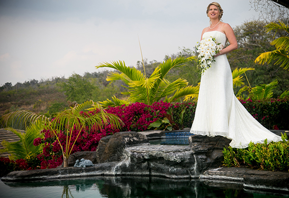 hawaii wedding lcoation Destination Wedding in Kona, Hawaii