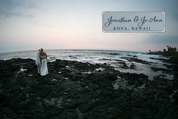 kona hawaii weddings Destination Wedding in Kona, Hawaii