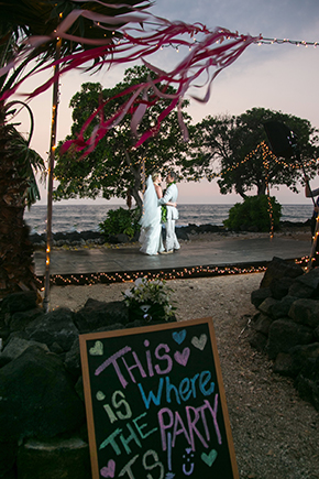 kona weddings Destination Wedding in Kona, Hawaii