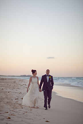 punta cana destination weddings A Beach Wedding in Punta Cana, Dominican Republic