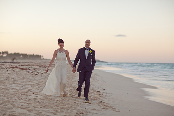 punta cana wedding A Beach Wedding in Punta Cana, Dominican Republic