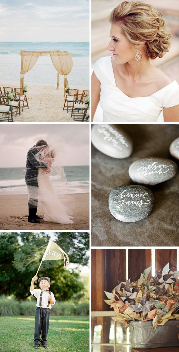 windy wedding ideas