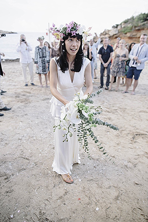 Ibiza destination wedding location Beach Destination Wedding in Ibiza, Spain