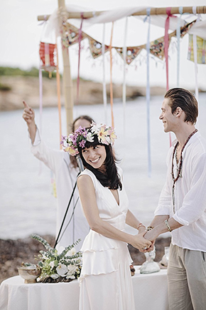Ibiza destination wedding locations Beach Destination Wedding in Ibiza, Spain
