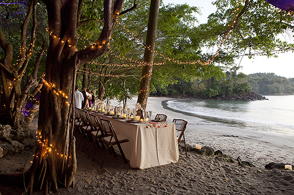 beach wedding in costa rica Beach Wedding Ideas in Costa Rica