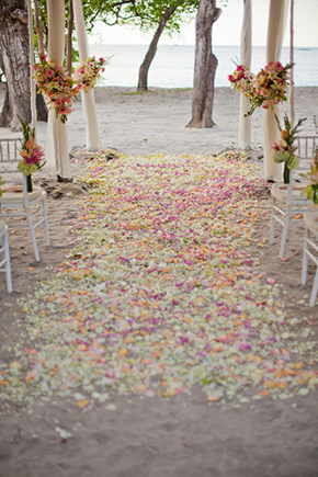 beach weddings1 A Tented Wedding in Costa Rica