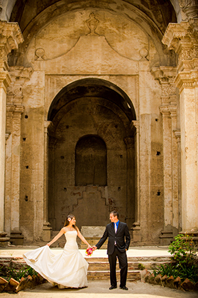 central america wedding photographer