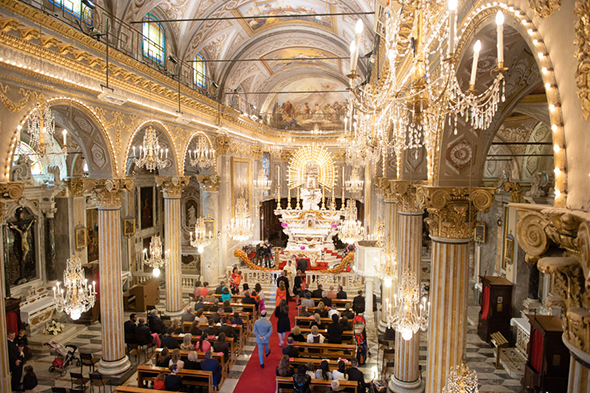 church weddings in italy