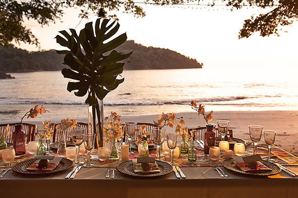 costa rica beach wedding Beach Wedding Ideas in Costa Rica