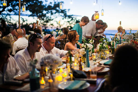 costa rica wedding planners A Rustic Beach Wedding in Tamarindo, Costa Rica