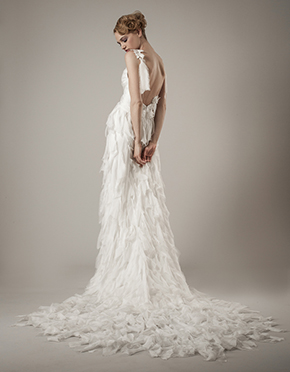 couture wedding dresses Elizabeth Fillmore Spring 2014 Wedding Dresses