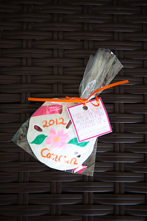 destination wedding favor Beach Wedding in Cancun, Mexico