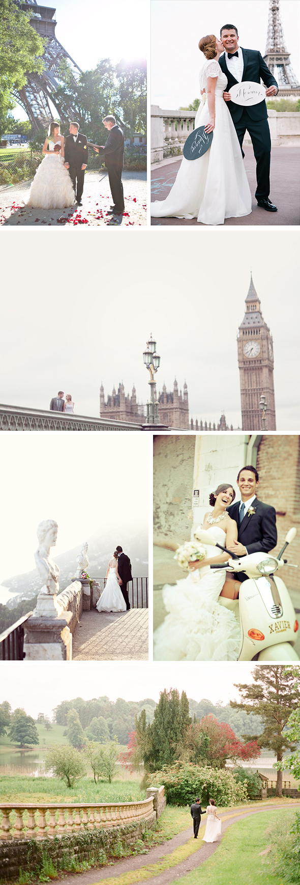 destination wedding location in europe Iconic European Destination Wedding Locations