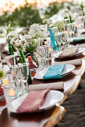 destination wedding planners A Rustic Beach Wedding in Tamarindo, Costa Rica