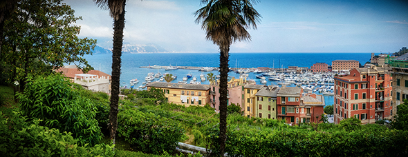 destination weddings italy A Colorful Destination Wedding on the Italian Riviera
