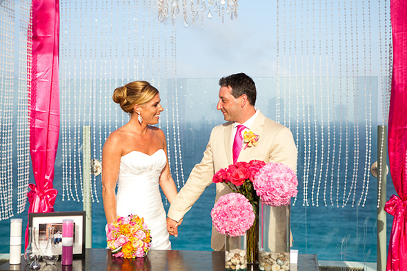 destination weddings8 Beach Wedding in Cancun, Mexico