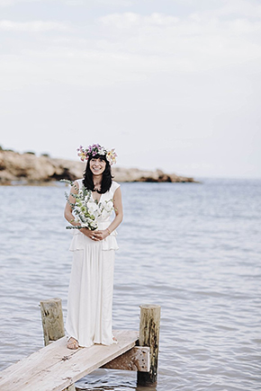 dock weddings Beach Destination Wedding in Ibiza, Spain