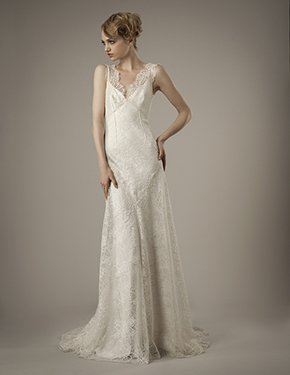 Elizabeth Fillmore Spring 2014 Wedding Dresses The