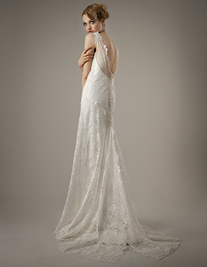 elizabeth fillmore wedding dresses Elizabeth Fillmore Spring 2014 Wedding Dresses