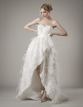 elizabeth fillmore Elizabeth Fillmore Spring 2014 Wedding Dresses