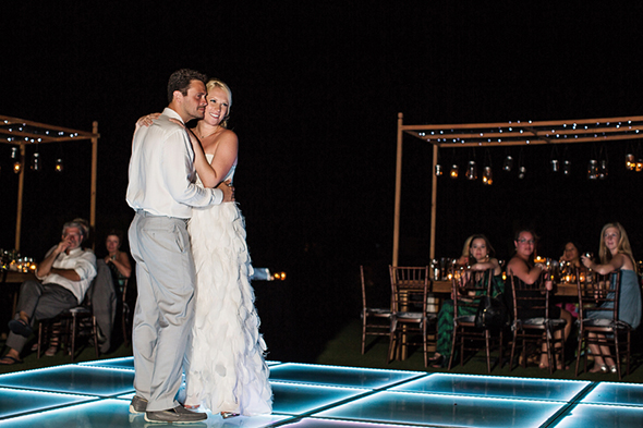 first dance ideas A Modern Destination Wedding in Cabo San Lucas, Mexico