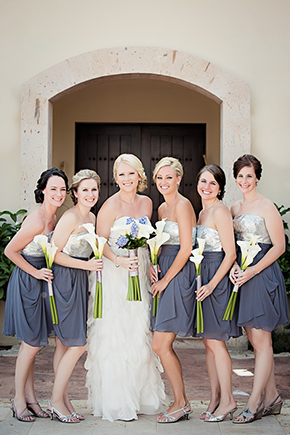 lavender bridesmaid dresses A Modern Destination Wedding in Cabo San Lucas, Mexico