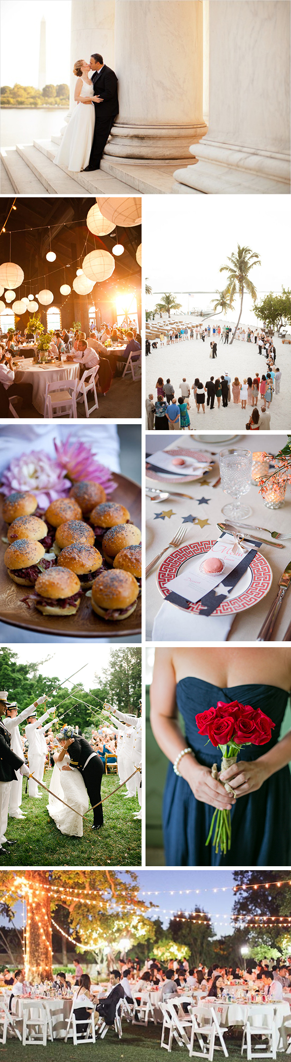 memorial day wedding ideas Memorial Day Weekend Destination Weddings