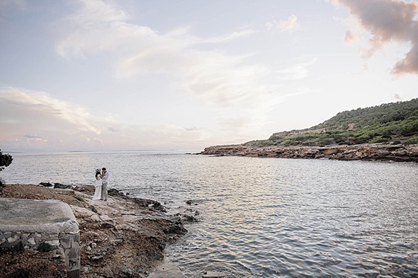 spain destination wedding photographer Beach Destination Wedding in Ibiza, Spain