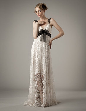 spring 2014 wedding dresses Elizabeth Fillmore Spring 2014 Wedding Dresses