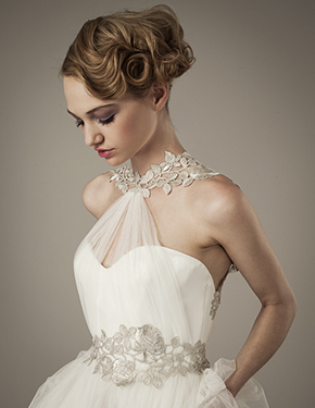 wedding dresses destination wedding Elizabeth Fillmore Spring 2014 Wedding Dresses