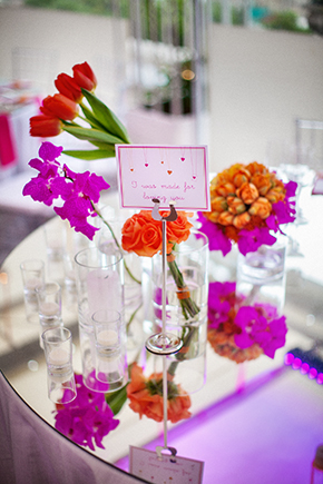 wedding florists italy A Colorful Destination Wedding on the Italian Riviera