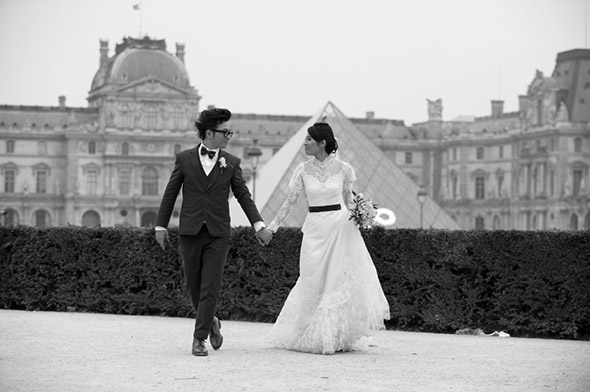 Paris elopements An Intimate Elopement in Paris, France
