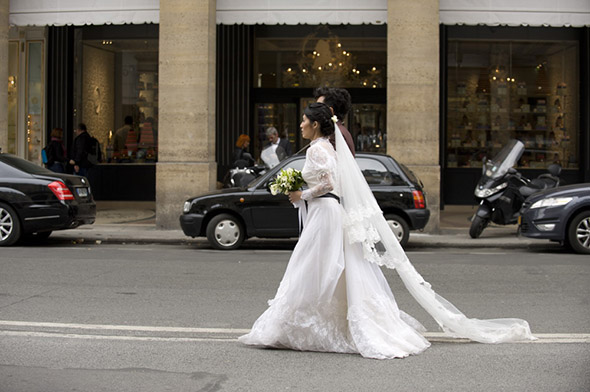 destination wedding in france An Intimate Elopement in Paris, France