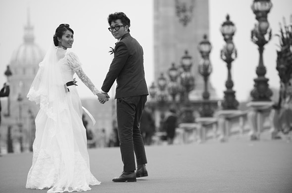 destination wedding An Intimate Elopement in Paris, France