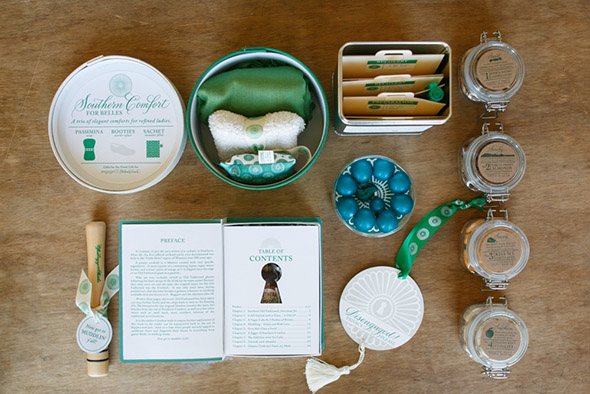 engage13 Destination Wedding Welcome Bag Ideas from Engage!13