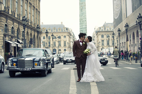 europe elopements An Intimate Elopement in Paris, France